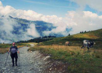 fitcation in de Zwitserse Alpen
