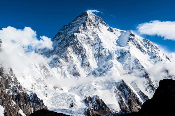 Niels Jespers naar top K2 (c) Shutterstock