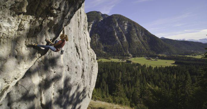 Great Lines, klimroutes voor ervaren klimmers in Tirol
