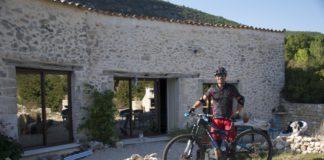 Nieuwe gîte Grange Ventoux