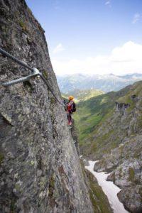 Klettersteig Madrisella (c) Philipp Steurer - Montafon Tourismus GmbH, Schruns (2)