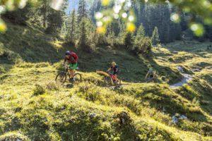Mountainbike-Tour rund um den Itonskopf (c) Andreas Meyer - WOM Medien (6)