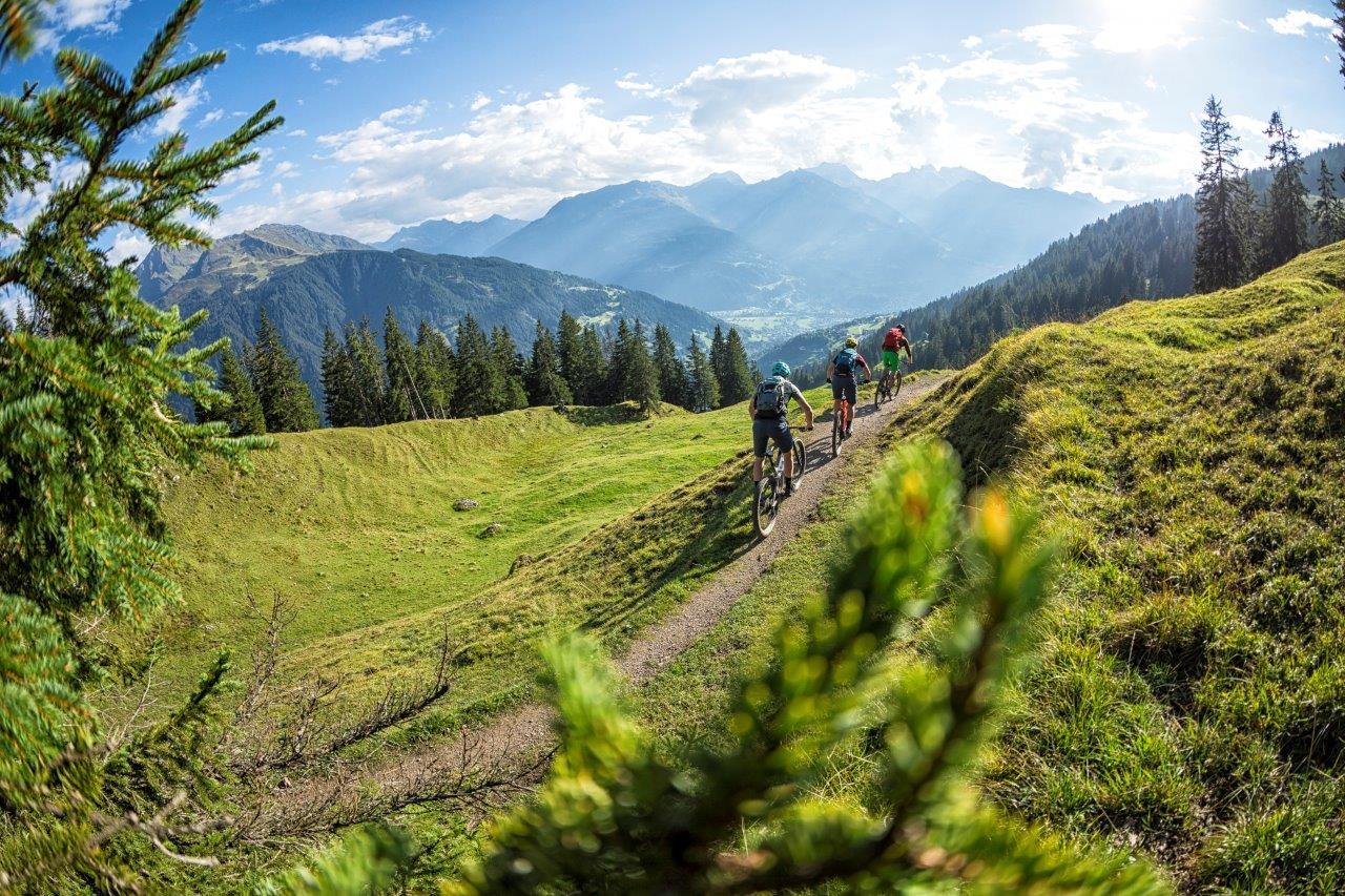Mountainbike-Tour rund um den Itonskopf (c) Andreas Meyer - WOM Medien (8)