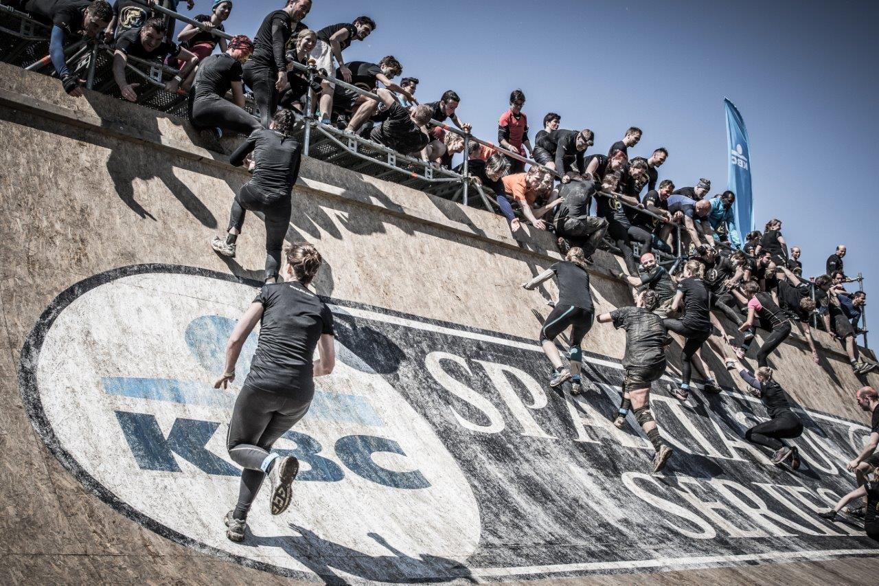 Spartacus obstakelruns van 2019