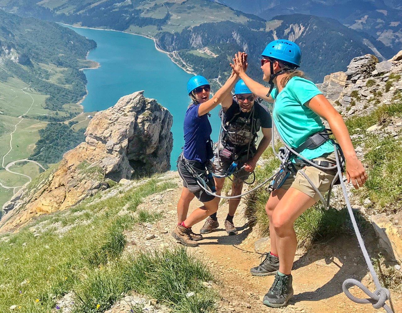 Franse Alpen met KrisKras