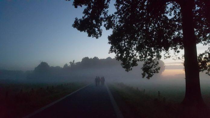 Nacht van de Maan, wandelmarathon in Halle-Zoersel