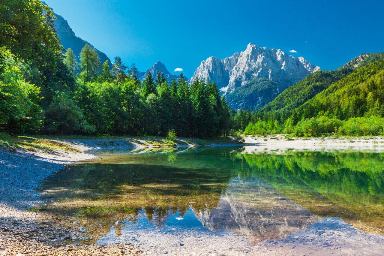 Julische Alpen, Slovenië met KrisKras
