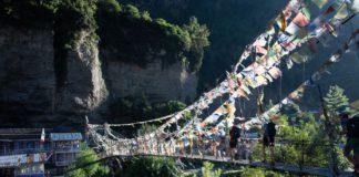 railrunning in de Himalaya, Annapurna Fastpack