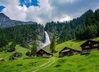 Wandelen in Zwitserland - hiking de Via Alpina van Gratti tot Grindelwald