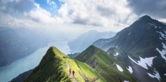 Nieuwe trailrunroutes in Zwitserland