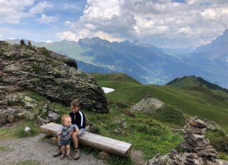 Actief relaxen in Zwitserland Jungfrau met Jommeke