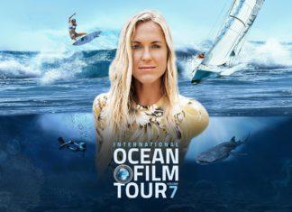 International Ocean Film Tour Vol. 7 in maart on tour in België
