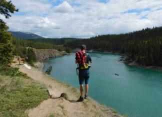 Vier seizoenen met… Cas in Canada