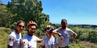 Team Together Katrien Aerts over de Eco Challenge Fiji
