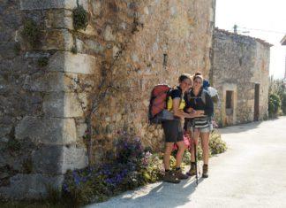 Wandelen naar Santiago de Compostella