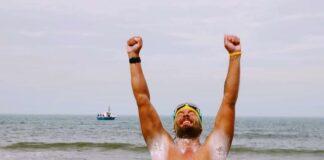 Het Kanaal Dover-Calais overzwemmen: ervaringen en tips van Kanaalzwemmer Matthieu Bonne