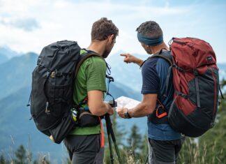 WIN! De trekkingrugzak Forclaz Trek 100 Easyfit 50l