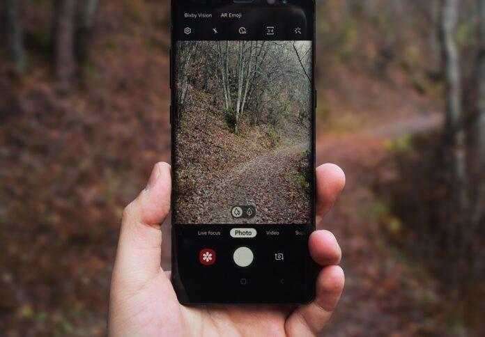 Outdoorapps op je smartphone