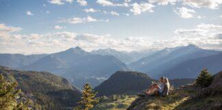 De toppen en valleien van Meran in Zuid-Tirol Variatie troef foto Hafling-Vöran-Meran 2000_Marion Lafogler
