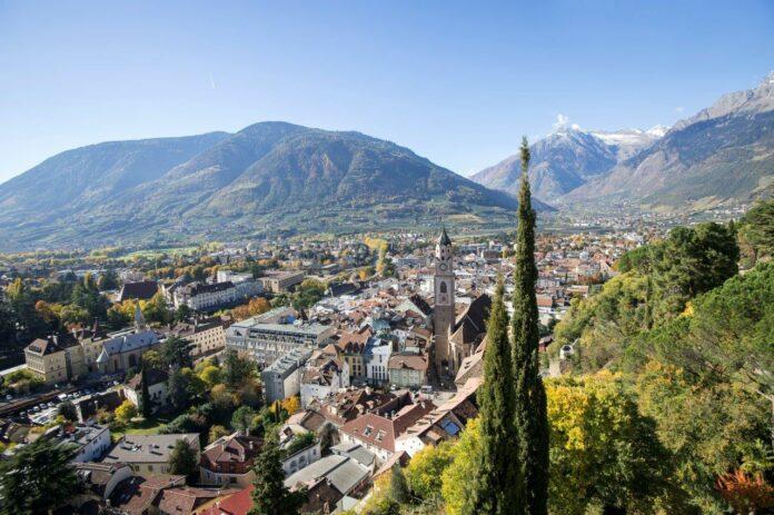 bestemming Merano in Zuid-Tirol
