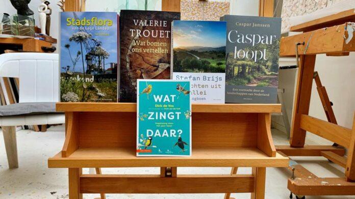 De vijf natuurboeken die kans maken op de Jan Wolkers Prijs 2020