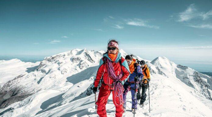 In voor een uitdaging Zwitserland Toerisme helpt vrouwen naar de top!