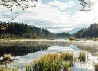 Een break in de natuur... in Oostenrijk