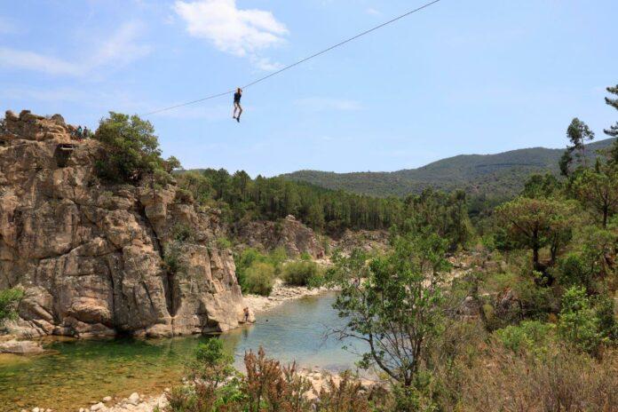 Outdoor vakantie op Corsica - Îles de Beauté geeft ons keuzestress