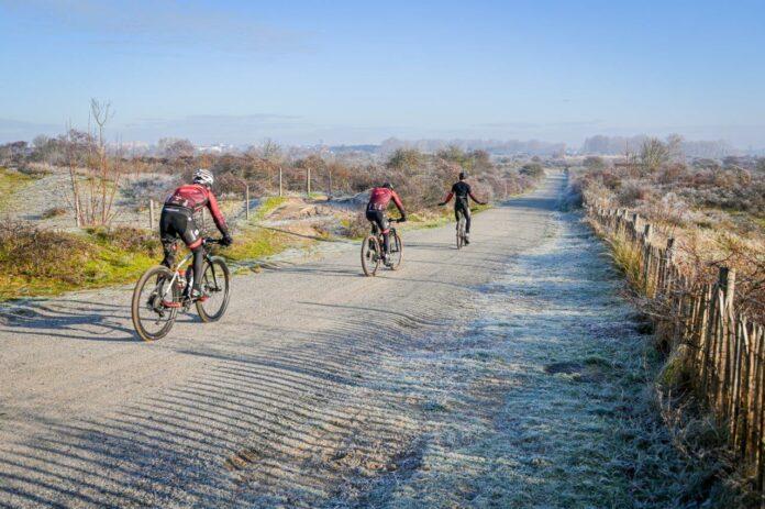 Trailrunnen en mountainbiken in Koksijde-Oostduinkerke