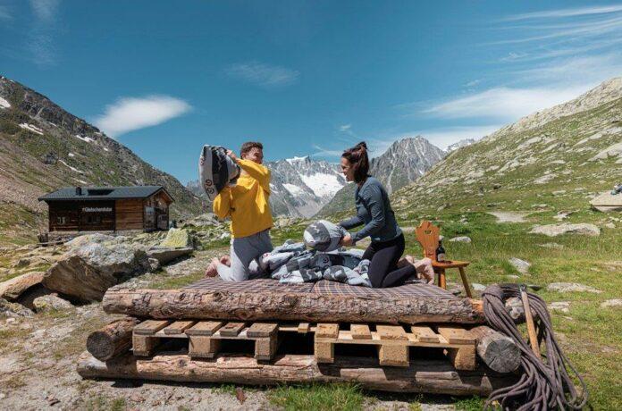 10 x slapen onder de sterren in Zwitserland!