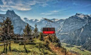 Zwitserland Tiny House Gondel Brunni