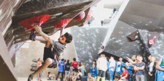 European Youth Cup Boulder in Graz