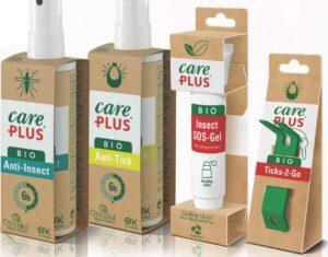 Care Plus lanceert biologisch anti-insectengamma