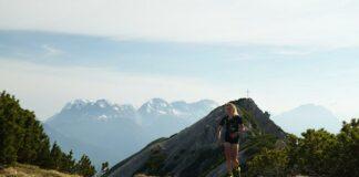 Tschirgant Sky Run - Skyrunnen in Tirol Tschirgant heeft me omarmd!