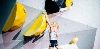Sportklimmen voor het eerst gehuldigd in Olympisch Goud